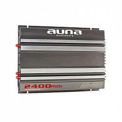 Auna AB-450 4-kanálový zosilňovač, automobilový, 2400 W
