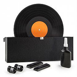 Auna Vinyl Clean, čistička gramofónových platní, údržbový set pre gramofónové platne