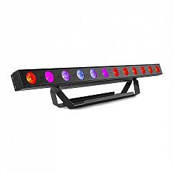 Beamz Professional LCB155, LED Bar, 12 x 12 W, 6 v 1 LED diódy, čierna