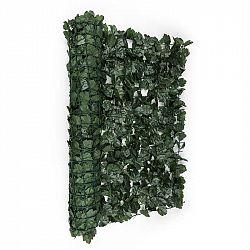 Blumfeldt Fency Dark Ivy, plot na ochranu pred pozorovaním, ochrana pred vetrom, 300 x 150 cm, brečtan, tmavozelený
