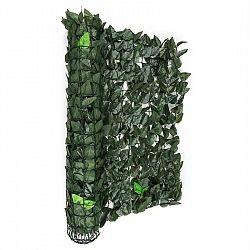 Blumfeldt Fency Dark Leaf, plot na ochranu pred pozorovaním, ochrana pred vetrom, 300 x 100 cm, buk, tmavozelený