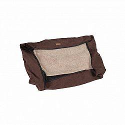 Brunolie Bruno, pelech pre psa, náhradný poťah, možnosť prania, protišmykový, priedušný, veľkosť L (100 × 17 × 70 cm)
