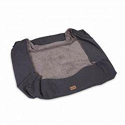 Brunolie Emma, pelech pre psa, náhradný poťah, možnosť prania, protišmykový, priedušný, veľkosť L (100 × 30 × 90 cm)