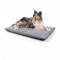 Brunolie Finn, pelech pre psa, podložka pre psa, možnosť prania, protišmykový, priedušný, polyester/plsť, veľkosť M (100 × 5 × 70 cm)