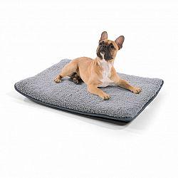 Brunolie Finn, pelech pre psa, podložka pre psa, možnosť prania, protišmykový, priedušný, polyester/plsť, veľkosť S (68 × 5 × 54 cm)