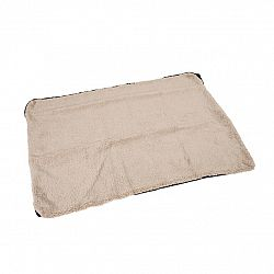Brunolie Luna, pelech pre psa, náhradný poťah, možnosť prania, protišmykový, priedušný, veľkosť XL (120 × 5 × 85 cm)