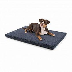 Brunolie Luna, pelech pre psa, psia podložka, prateľný, ortopedický, protišmykový, priedušný, pamäťová pena, veľkosť L (100 x 5 x 70 cm)