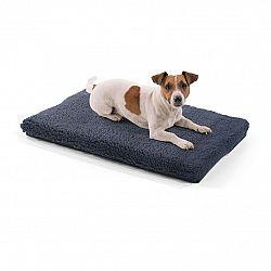 Brunolie Luna, pelech pre psa, psia podložka, prateľný, ortopedický, protišmykový, priedušný, pamäťová pena, veľkosť S (60 x 5 x 40 cm)