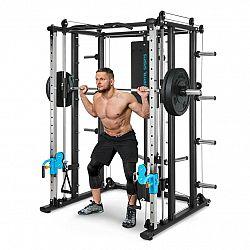Capital Sports Pro Amaze Smith Machine Cable Cross, multifunkčný stroj na cvičenie