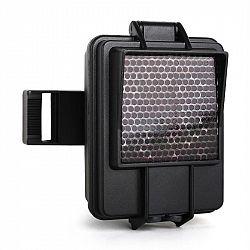 DURAMAXX IR-Booster, infračervený blesk k fotopasciam, čierny