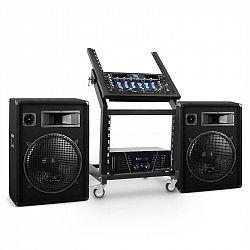 Electronic-Star DJ PA sada Rack Star Series