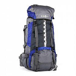 KLARFIT Heyerdahl-2014, turistický ruksak 70 l, modrý