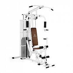 KLARFIT Ultimate Gym 3000, biela, multifunkčná fitnes stanica