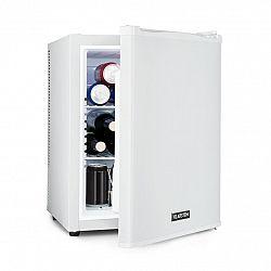 Klarstein Happy Hour 37, mini bar, 37L, 5-15°C, tichý, 0dB, LED-svetlo, biely