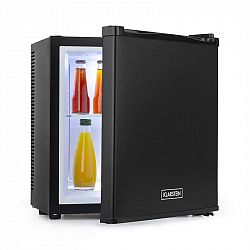 Klarstein Secret Cool, mini chladnička, mini bar, 13l, energetická trieda A+, 0d, čierna