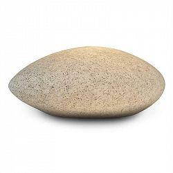 Lightcraft Shiny Nugget, záhradné svietidlo, vo forme kameňa, vonkajšia lampa, granit