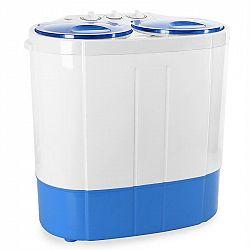 OneConcept DB003 mini práčka s odstreďovaním, 2 kg